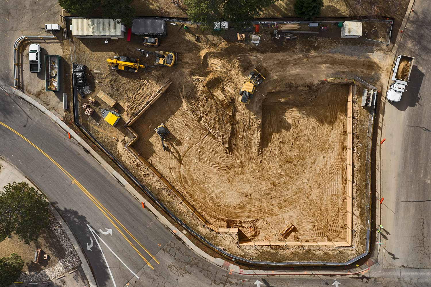 Fort Collins Commercial Excavation and Backfill - TCE Construcion